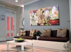 Encuentra las mejores ideas e inspiración para el hogar. Decora tu casa con lo más importante: Tu Familia por MORAN Estudio De Arte | homify