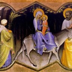 Image of The Flight into Egypt