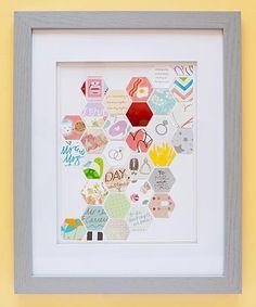 Wedding Card Collage
