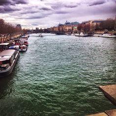 #paris #seine