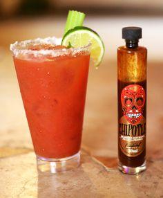 Bloody Mary: Drink delícia de Suco de Tomate com Vodka!