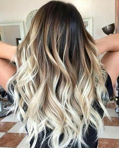 Shoulder Length Hair With Long Layers #haircolor #haircut #hairstyle #hairblonde #hairstylist        Trend Trendy Hair Hairstyles Makeup Beauty