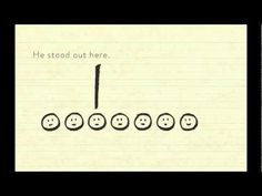Here is a fun video to go along with the book Exclamation Mark by Amy Krouse Rosenthal
