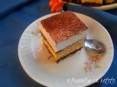 Prajitura cu crema caramel si frisca | Prăvălia cu reţete
