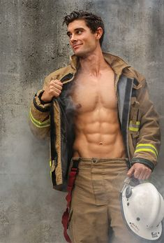 "Jackson ""Jack"" is a local firefighter and all-around great guy. When he and Willa split up four years ago, he threw himself into his work and dedicated himself to being one of the best firefighter's Harper's Corner has ever seen, loved by many, except Willa, it seems."
