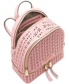 Image 2 of MICHAEL Michael Kors Rhea Zip Medium Backpack