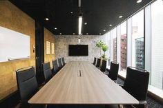 大会議室 Furniture Projects, Office Furniture, Furniture Design, Workplace, Trust, Conference Room, Shops, Interior Design, Space