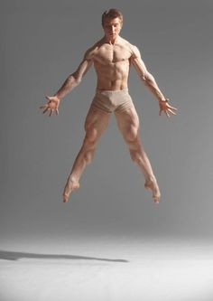 This is for all the people who think male dancers are wimpy or girly.  Think again!