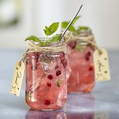 Indian Summer Mojito