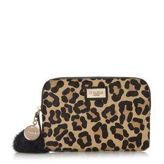 DUNE ACCESSORIES SPONYPAD - Pony iPad Mini Case - leopard | Dune Shoes Online