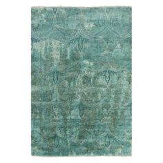 Surya Cheshire CSH6003 Indoor Area Rug - Teal - CSH6003-86116, SYR4533-3