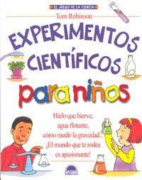 Experimentos científicos para niños                                                                                                                                                      Más