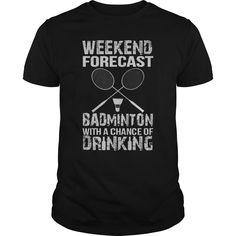 Badminton Limited Edition Shirt