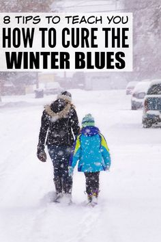 If the cold, dreary winter weather makes you want to pull the covers over your head and hibernate until spring, this collection of tip to teach you how to cure the winter blues is for you! #s 3 and 8 have been huge game-changers for me. What works best for you?