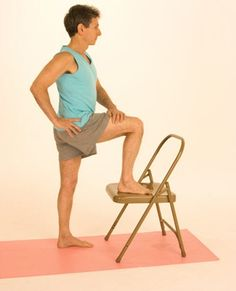 1000 images about chair yoga poses on pinterest  chair