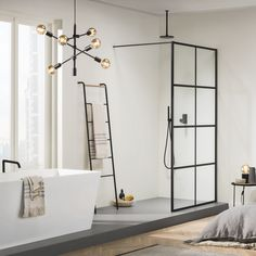 SOHO Walk-in dusjvegg 120 cm - Modena Fliser Walk In Shower Tray, Walk In Shower Designs, Soho, Walk In Shower Enclosures, Open Showers, Double Shower, Black Shower, Shower Panels, Shower Screens