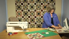 We Quilt Star Patterns - Quilting Quickly's Alice's Star