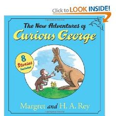 Get a Curious George book for everyone to sign!