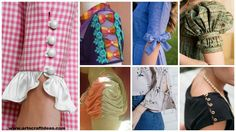 15+ Different Types of Sleeves Designs - ArtsyCraftsyDad