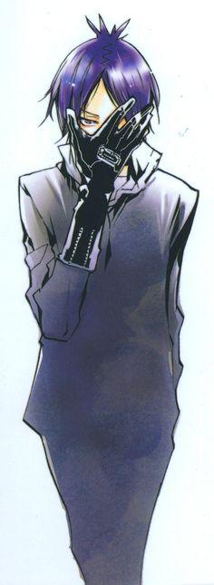 Mukuro - Katekyo Hitman Reborn!