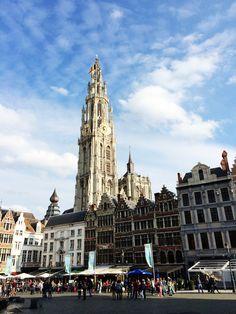 Antwerpen | © morgenmuffel.in