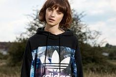 Image result for glossy adidas hoodie womens