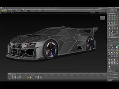 Sketch Modeling a Car Exterior in Autodesk Alias AutoStudio - Car Body Design Go Kart Plans, Industrial Design Sketch, Design Tutorials, Free Tutorials, Transportation Design, Cool House Designs, Concept Cars, Cool Cars, 3 D
