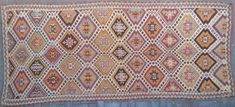 Handwoven woolen kilim rug appx 60 yrs old 10.00' x 4.16' ft multicolor natural root dye woolen area rug with Kilim rugs Oriental rugs