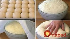 I offer you a recipe for yeast dough for whole .- Предлагаю вам рецепт дрожжевого теста на вс… I offer you a recipe for yeast dough for all occasions. This is a budget dough, as it is prepared without eggs and milk. Recipes With Yeast, Kosher Recipes, Bread Recipes, Baking Recipes, Vegan Recipes, My Favorite Food, Favorite Recipes, Puff Pastry Recipes, Russian Recipes
