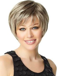 short to midlength haircuts for fine hair thats going grey Over 60 Hairstyles, Latest Short Hairstyles, Wedge Hairstyles, Haircuts For Fine Hair, Hairstyles Haircuts, Pixie Haircuts, Ladies Hairstyles, Stacked Hairstyles, Beach Hairstyles