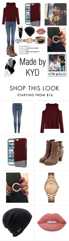 """""""Act Like You Love Me - Shawn Mendes"""" by kristinathefangirl ❤ liked on Polyvore featuring 7 For All Mankind, WithChic, Original Penguin, Miss Dora, GUESS, Coal, Lime Crime, handwritten, shawnmendes and mendesarmy"""
