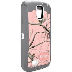 Realtree Camo Galaxy S4 case   OtterBox