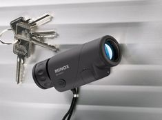Minox NV mini II makes night vision pocketable -- Engadget. Great for finding the dog at night or hunting too.