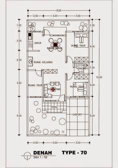 House Sketch Design, Tiny House Design, Living Room Partition, House Blueprints, Steel Structure, House Layouts, House Plans, Floor Plans, Flooring