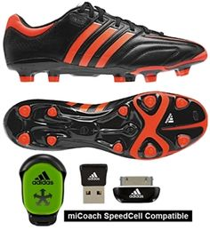 best loved 08bad 01585 Adidas adiPure 11Pro TRX FG Soccer Cleats (BlackInfraredWhite)