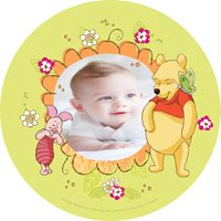 """MakIt 8"""" photo plates are back this summer for a limited-time! Find your favorite design & add a photo of yourself or family to create this treasured memory!"""