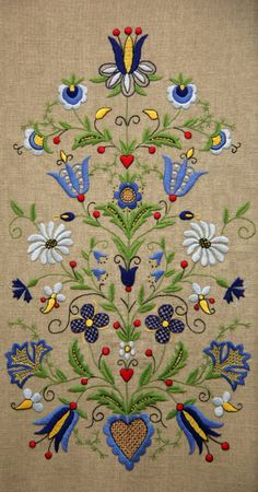 Embroidery Designs Alphabet unlike Hand Embroidery Patterns Geek Jacobean Embroidery, Hungarian Embroidery, Crewel Embroidery, Ribbon Embroidery, Cross Stitch Embroidery, Machine Embroidery, Embroidery Tattoo, Embroidery Tools, Mexican Embroidery