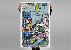 Poster by Renee Rossouw #Oppikoppi