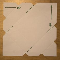 template for envelope box - Lynn Donnelly