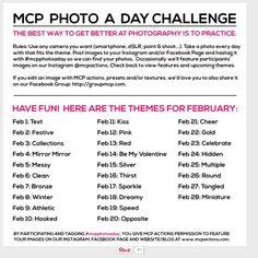 February #mcpphotoaday