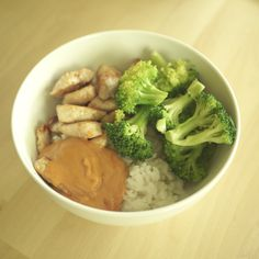 Thai Peanut Sauce   link to other awesome Thai food recipes.