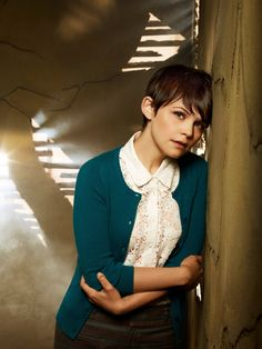 Ginnifer Goodwin as Mary Margaret in Once Upon A Time