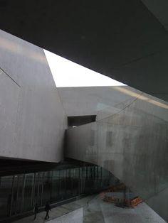 MAXXI Museum, Rome.