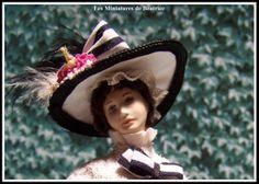 My Fair Lady bY les Miniatures de Béatrice My Fair Lady, Miniature Dolls, Porcelain, Porcelain Ceramics, Tableware