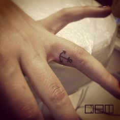 «#chi #tattoo #kyiv #тату #Киев #anchor #якорь ⚓»