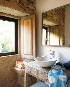 Casa de piedra estilo Bohemio Chic | Decorar tu casa es facilisimo.com