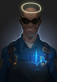 This one is smart,he can build deadly machines in minutes. If you hear 1 beep,your fine. 2 beeps,prepare yourself. Tf2 Memes, Team Fortess 2, See Games, Punch Man, Avatar, Fandoms, Nerd Geek, Anime, Overwatch