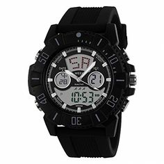 Watches High Quality Children Watches Skmei Sports Dual Display Wristwatches 5atm Water-proof Kids Watches With Alarm Chronograph Aromatic Flavor