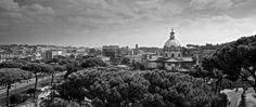 Panorama of Rome by Tomasz Nowicki on 500px