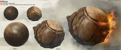 Lesson03 Wood Ball by DongjunLu on DeviantArt